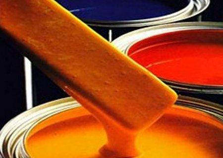 Резиновая краска по металлу